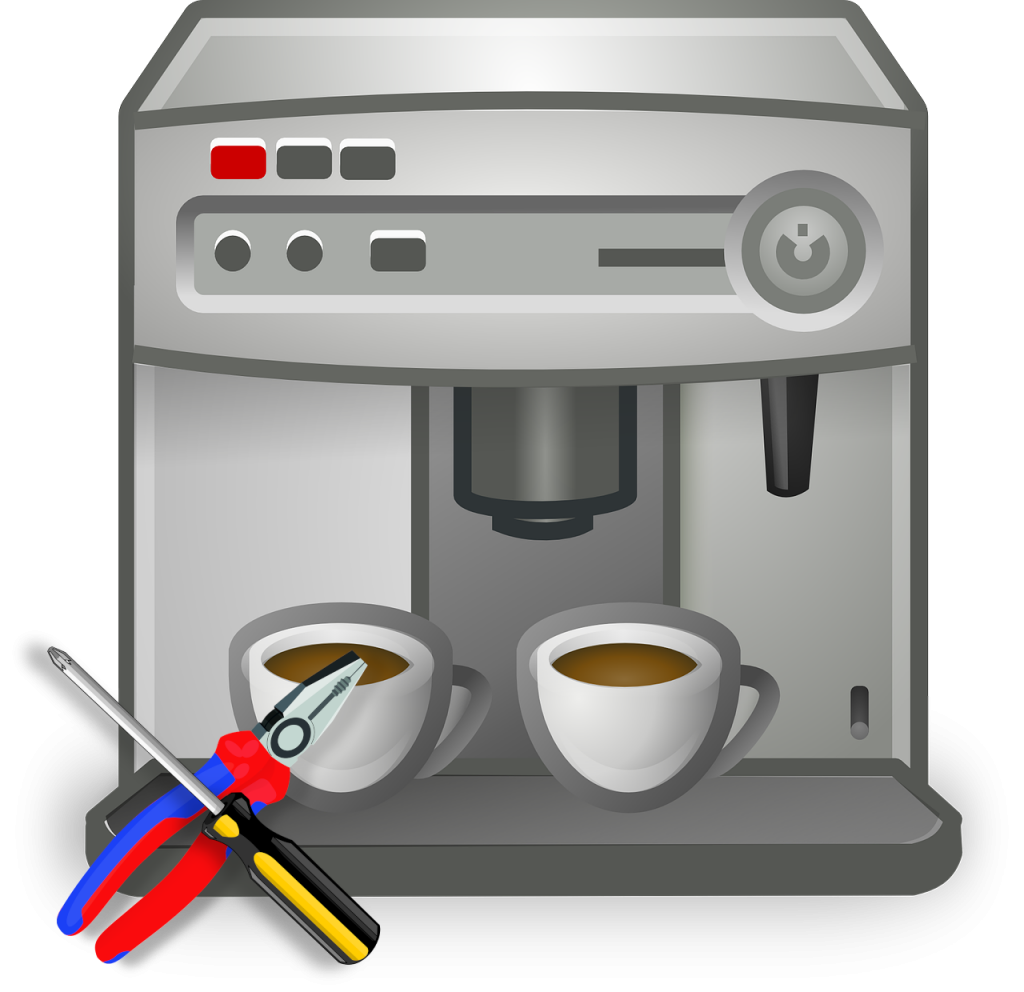 Miele Kaffeevollautomat Reparatur und Wartung