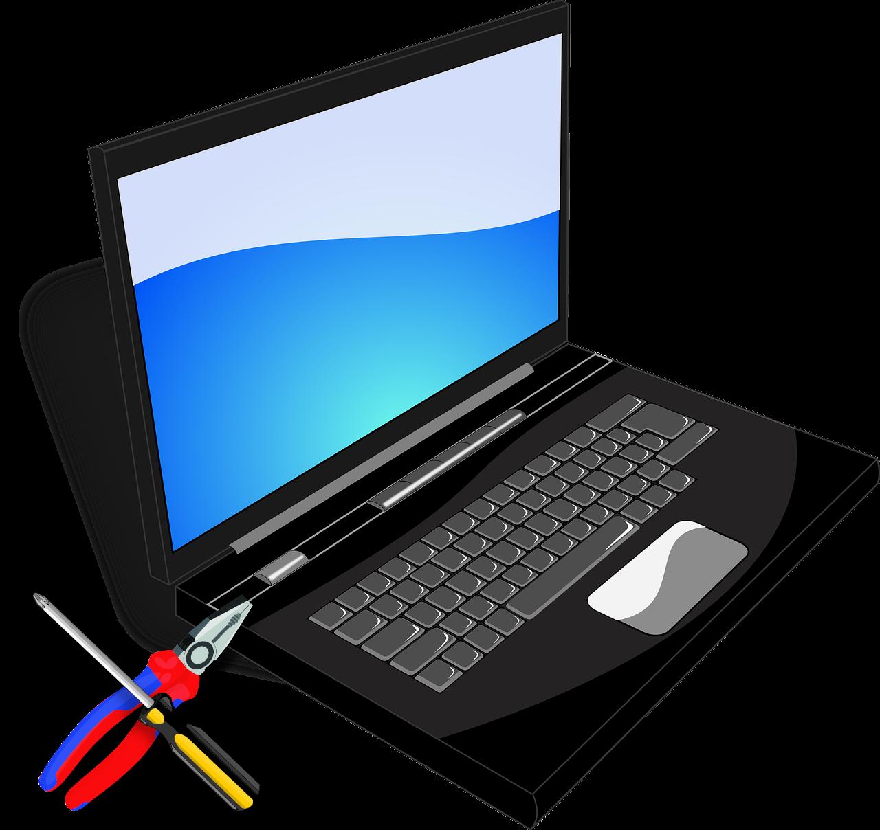 Notebook, Laptop und Netbook Reparatur / Wartung in Wuppertal